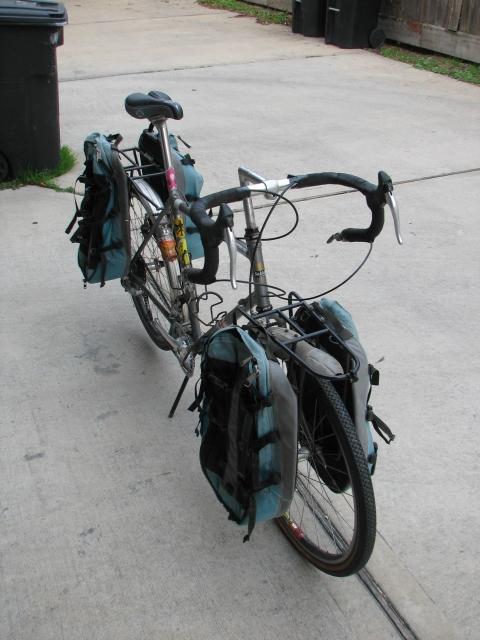 Sakkit Touring Bike