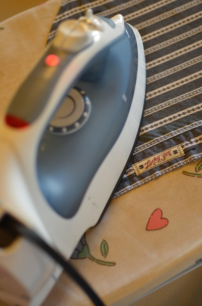 learn to iron