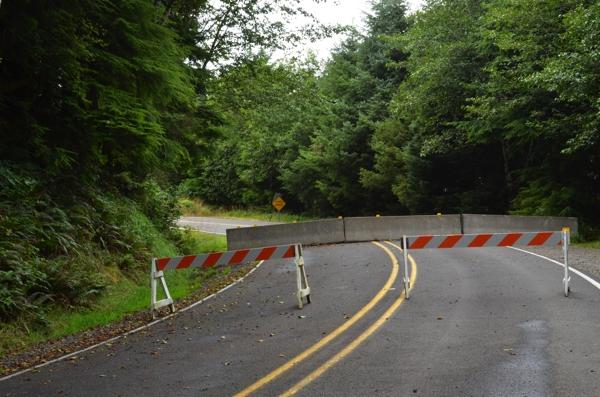 WanderWheels scoffs at road closures.