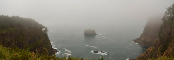 A view from Cape Meares