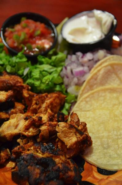 Tantalizingly tasty tuna tacos at Rogue