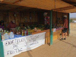 Don't fear the roadside juice stands