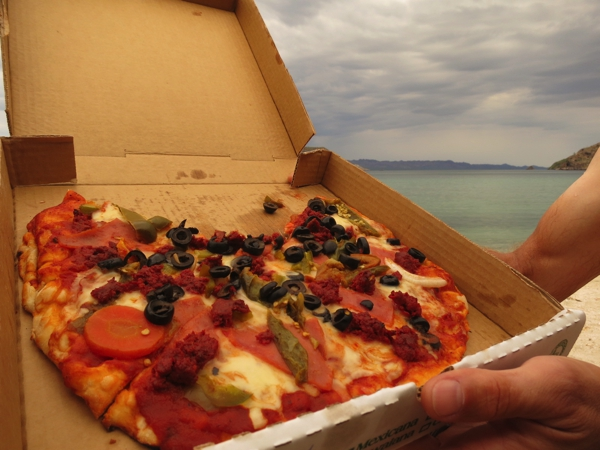 Beachside 'za