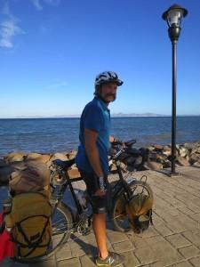 Happier times along the Loreto promenade