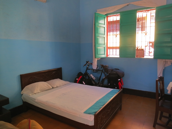 Room at Hotel Lerma, Mazatlán