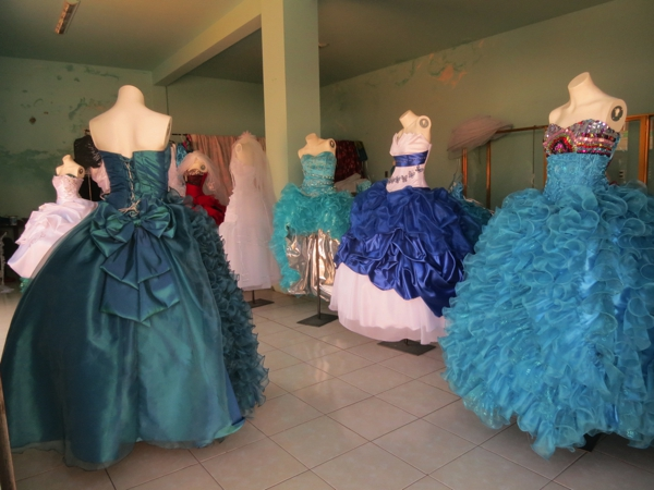 When is it too late to have a quinceanera?  I want to wear one of these dresses.