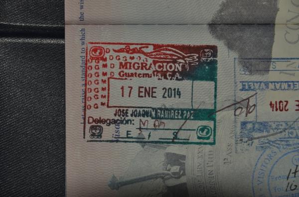 Exit - Guatemala