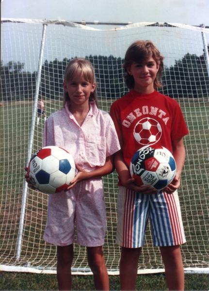 soccer camp - 1988/89