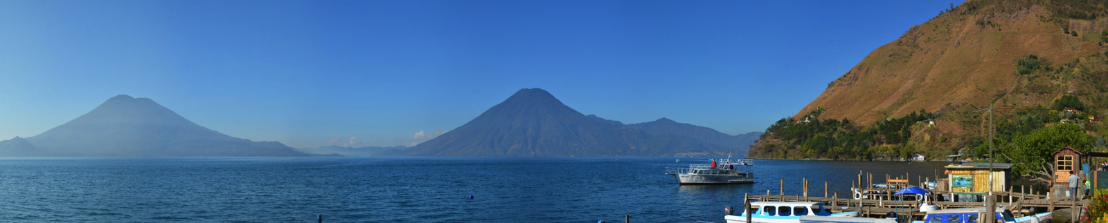 Lake Atitlán (click on image to view larger picture)