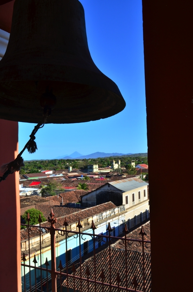 A view from the bell tower