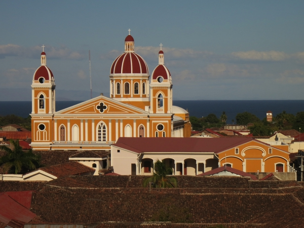 View of the Cathedral from La Merced
