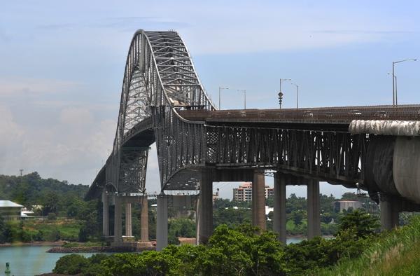 Puente de Las Americas, Panama.  Used under the Creative Commons license