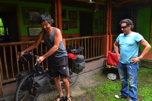 Keith and Carlos