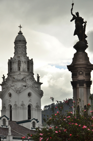 Monument and Cathedral of Quito