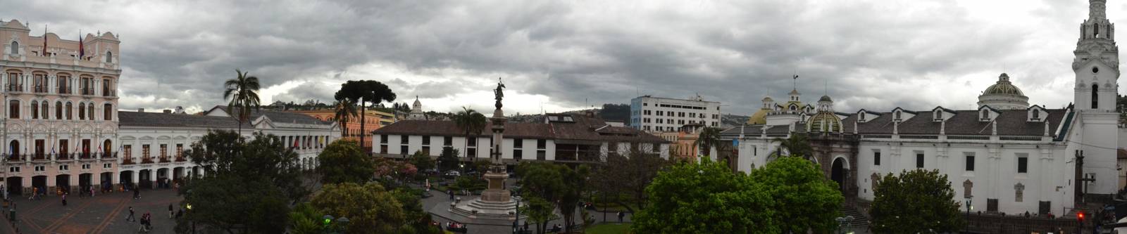 Plaza de la Independencia (click on photo to see larger image)