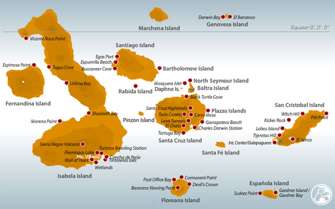 informative speech galapagos islands outline Maybe imagine time travel back to the days of darwin and visit the galapagos islands and informative outline a informative speech will be.