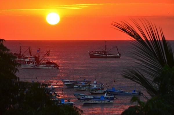 Goodnight Puerto Lopez
