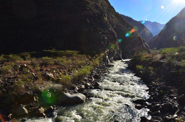 The XXX River