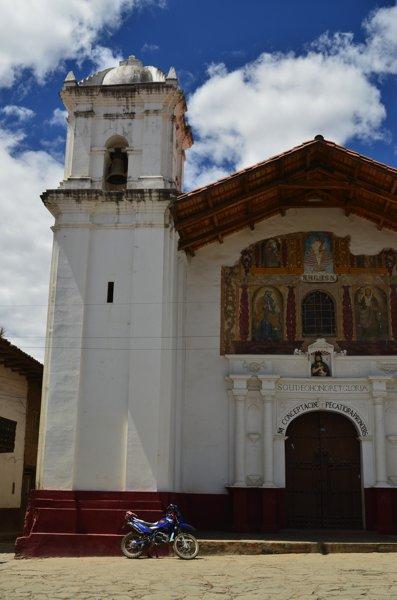 Church in Pallaca