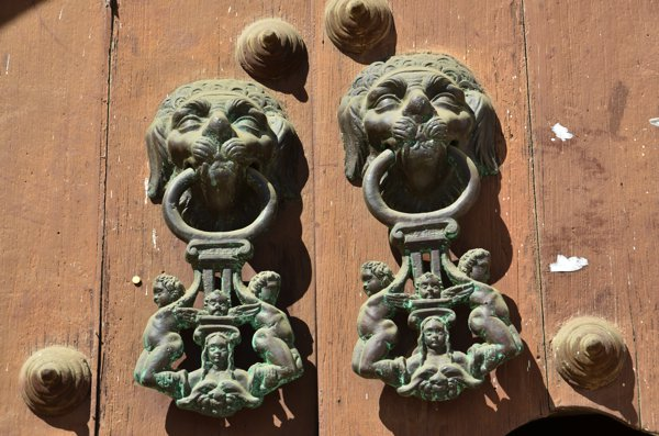 Church knockers
