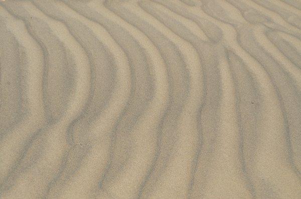 Yeah, sand