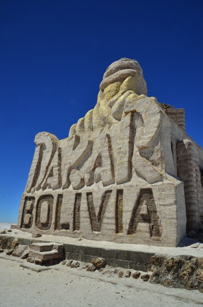 The Dakar Rally is an endurance race of off-road vehicles through Bolivia, Chile and Argentina.