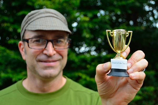 Beard of the Year Award