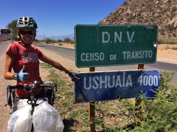 4000km (2500mi) to Ushuaia - we got this!
