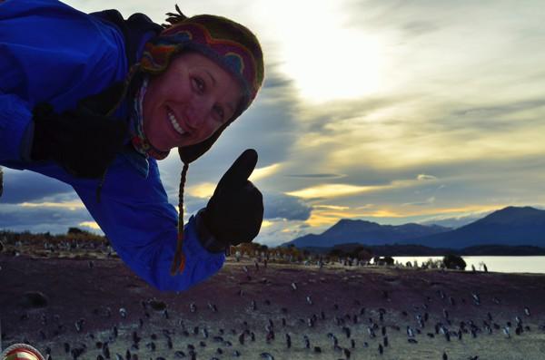 I'm a big fan of penguins!