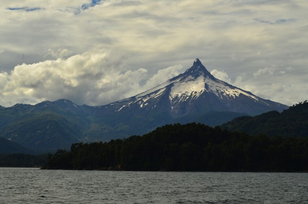 Puntiagudo Volcano (the name means pointed)