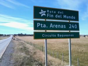 Fin del Mundo / End of the World